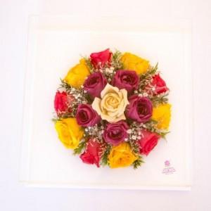LF - Flowerbowl-Rose