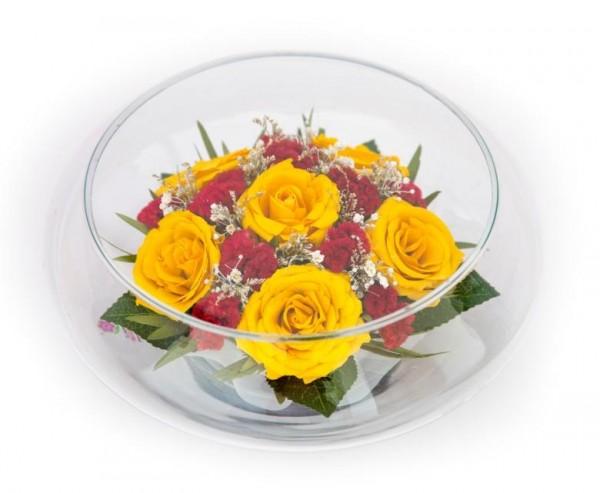 LF-Flowerbowl-Rose & Velvet